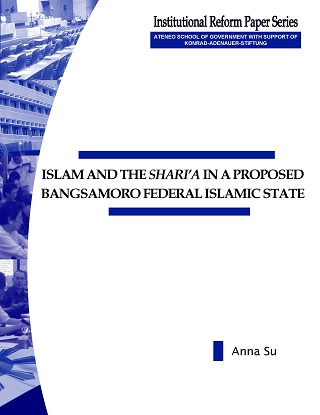 Islam and the Shari'a in a Proposed Bangsamoro Federal Islamic State