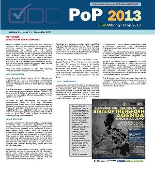 Poolitikang Pinoy 2013 (PoP 2013)