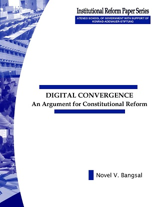 Digital Convergence: An Argument for Constitutional Reform