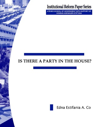 Is there a Party in the House?