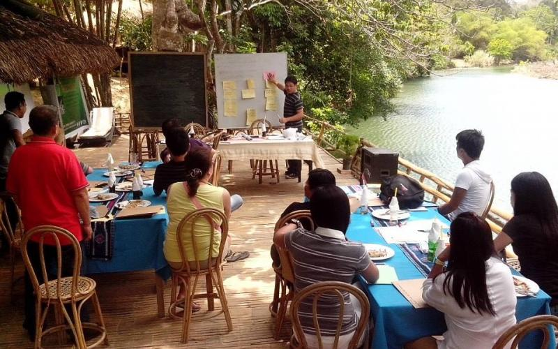 The diverse set of participants from Puerto Princesa's civil society and local government provided a fertile learning environment for the conduct of the G-Watch training on proposal development for local accountability.